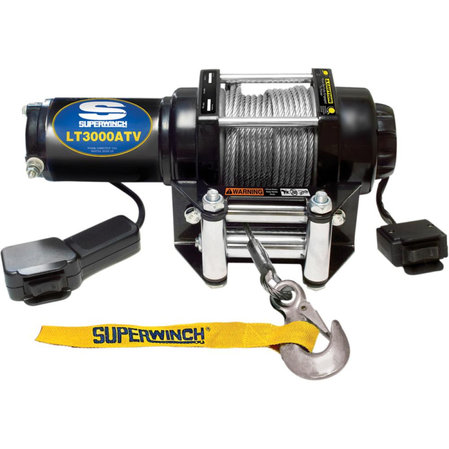 ЛЕБЕДКА SUPERWINCH LT3000