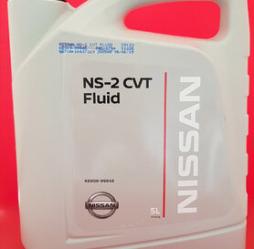 NISSAN NS-2 CVT FLUID ТРАНСМИСИОННО МАСЛО